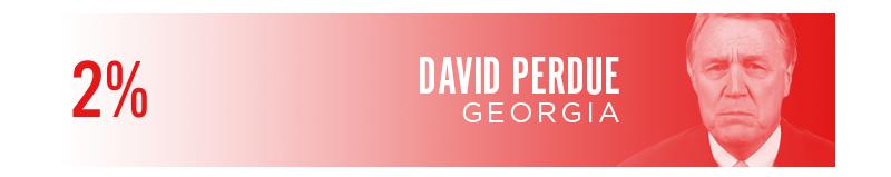 David Perdue, Georgia