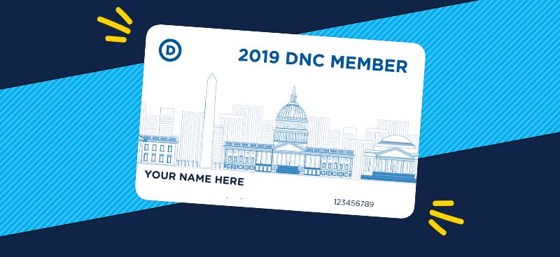 Your 2019 membership card